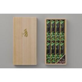 Kava medinėje dėžėje (rinkinyje 8 dėžutės)