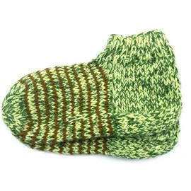 Trumpos megztos kojinės (pėdutės)