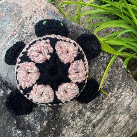 Nertas vėžlys dekoracija-mini pagalvėlė