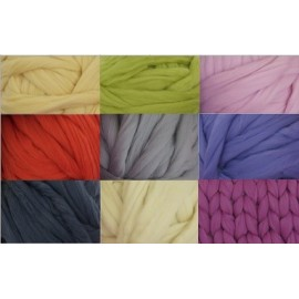 MERINO WOOL CHUNKY YARNS (SALE)